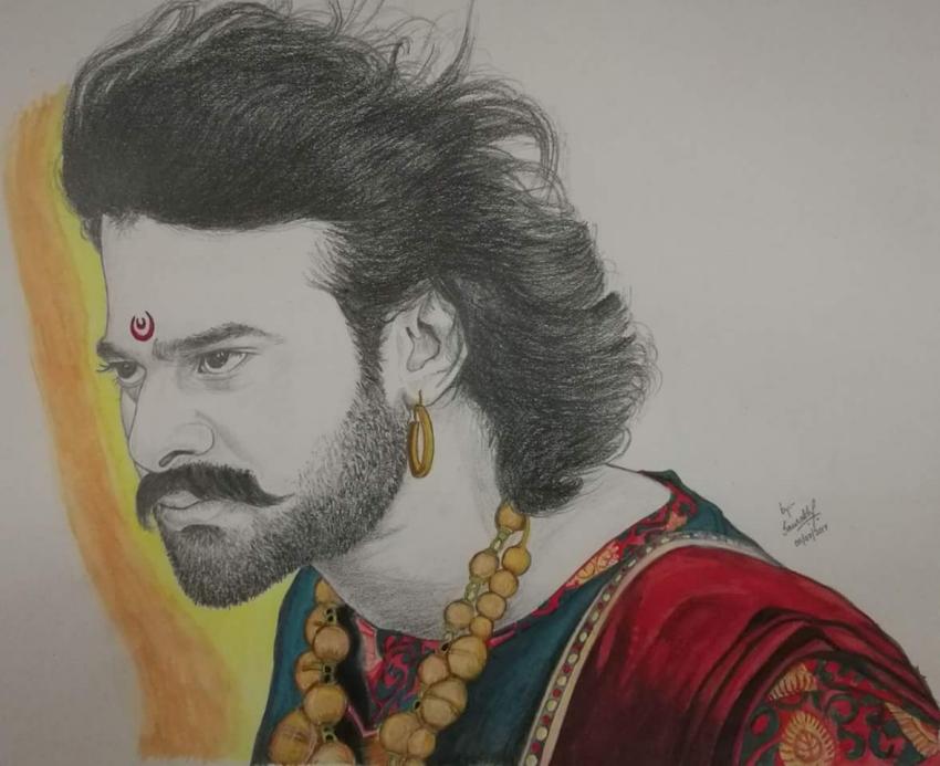 Prabhas by saurabhmukherjee